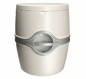 Brand new Thetford Porta Potti 550E curve portable toilet Kitchener / Waterloo Kitchener Area image 2