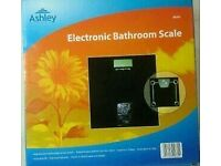 Electronic Bathroom Scale