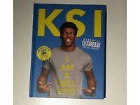 KSI (Im a bellend book) great condition