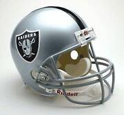Oakland Raiders Full Size Helmet