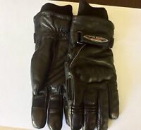 Leather Harley-Davidson Riding Gloves