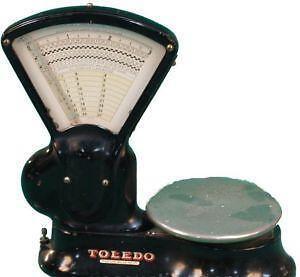Antique Toledo Scales
