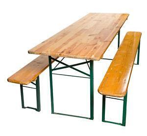 Wood Folding Antique Tables