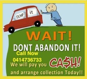CASH FOR UNWANTED SCRAP CAR VAN UTE CALL FOR BEST PRICE NOW Auburn Auburn Area Preview