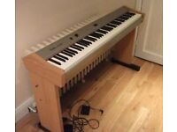 Rikter PDP-200 Electric Piano + pedal - good condition (88 key weighted keyboard) £150 o.n.o.