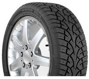 WINTER TIRE SPECIAL - 225/40R18 $349 for a Set