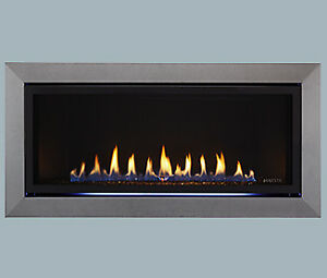 Cheapest 42 linear model fireplace