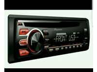 Brand new Pioneer car stereo CD player. Boxed never used.