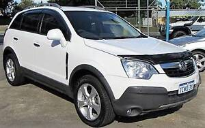 2008 Holden Captiva Max x SUV Full Service History Mount Lawley Stirling Area Preview