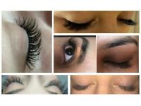 Christmas offer! Full sets of classic lash extensions just £25 limited time only