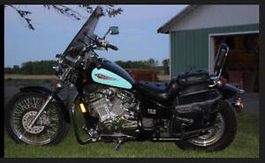 1996 Honda Shadow VLX 600-Great ladies Bike!