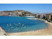 Holidays in Alicante, Spain