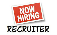 SEARCHING FOR A TALENTED RECRUITER!!! APPLY TODAY
