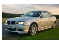 E46 BMW coupe WANTED!!!