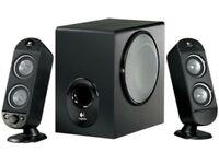 logitech x-230 pc speakers