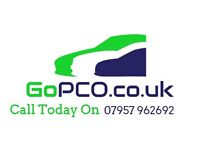 PCO & Private Hire Rental - Toyota Prius From £150 P/W, E-Class - Uber Ready - Insurance Available