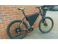 60v 2000w E-bike 45mph 20ah panasonic battery