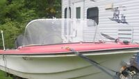 Wanted - Boat Windshield