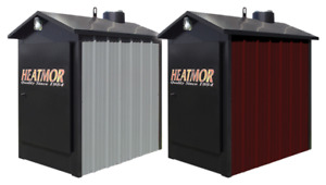 HEATMOR STAINLESS STEEL OUTDOOR FURNACES