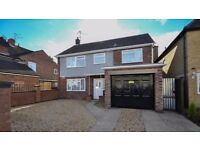 Single room in detached house Available Monday-Friday's