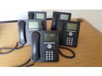 AVAYA 9608 VOIP telephones