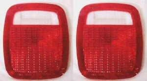 Exceptional Jeep Wrangler Tail Light Lens Ideas