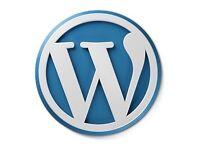 Wordpress websites £100 all in