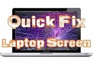 Only $120 Laptop Screen Repair in Auburn 0412_774_556