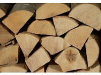 Kiln Dried Hardwood Logs, Cut And Split Timber, Very Low Moisture Content, Premium Quality Firewood