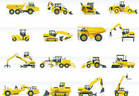 EQUIPMENT FINANCING-HEAVY MACHINERY-COMMERCIAL & INDUSTRIAL