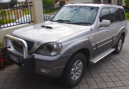 2005 Hyundai Terracan Wagon Madeley Wanneroo Area Preview