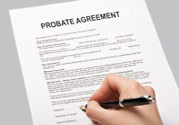 HIRE ME TO PROBATE YOUR WILL FOR LESS
