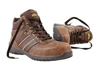 work safety boot size 7