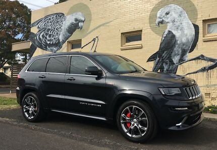 2013 Jeep Grand Cherokee SRT Wagon East Toowoomba Toowoomba City Preview