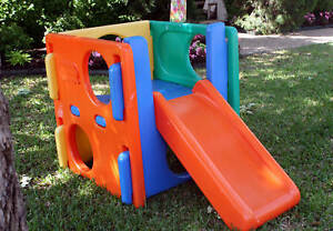 Looking for outdoor play structure - something like picture