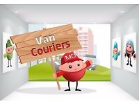 Van & Car Couriers - Full & Part Time - Flexible Hours