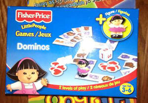 Little People Dominos game for sale London Ontario image 1