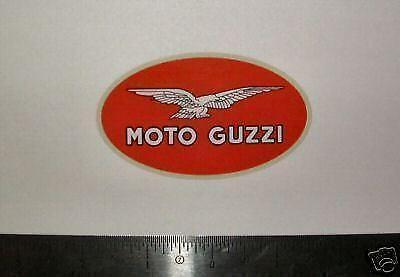 Moto Guzzi Sticker Ebay