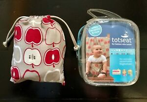 Totseat : Portable / Travel High Chair Cremorne North Sydney Area Preview