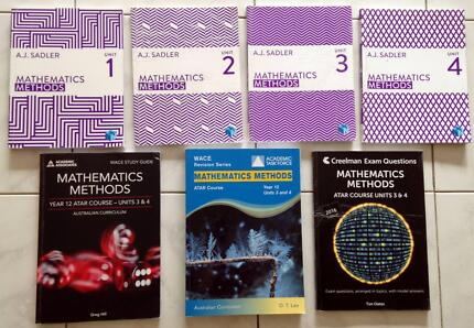 YEAR 11 and 12 BOOKS