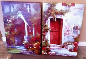 2 canvas pictures Cornwall Ontario image 3