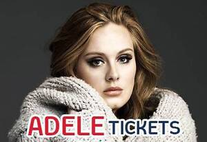 4x ADELE TICKETS Gisborne Macedon Ranges Preview
