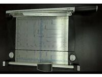 50% REDUCED PRICE! Paper Trimmer & Guillotine