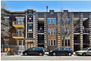 Superbe appartement à louer - Grand 51/2 Plateau Mont Royal