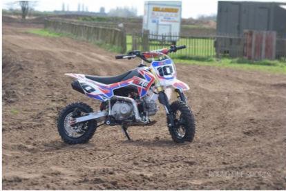 Dualways 10ten Mx90r Junior Dirt Bike In Bircotes South
