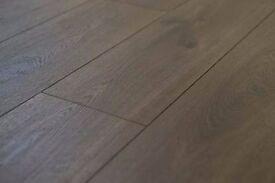 Laminate flooring 10.65sqm2 Prestige Oak Kronotex 8mm