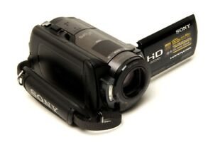 Like brand new Sony HDR-XR200 camcorder with extras