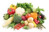Organic Produce Free Home Delivery - Fruit Vegetables Groceries