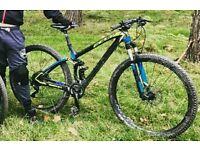 Felt edit 2 full carbon mtb xc trail full suspension £3200rrp.