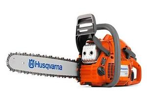 ++++new 2016 fall HUSQVARNA 445 Chainsaw  ++++